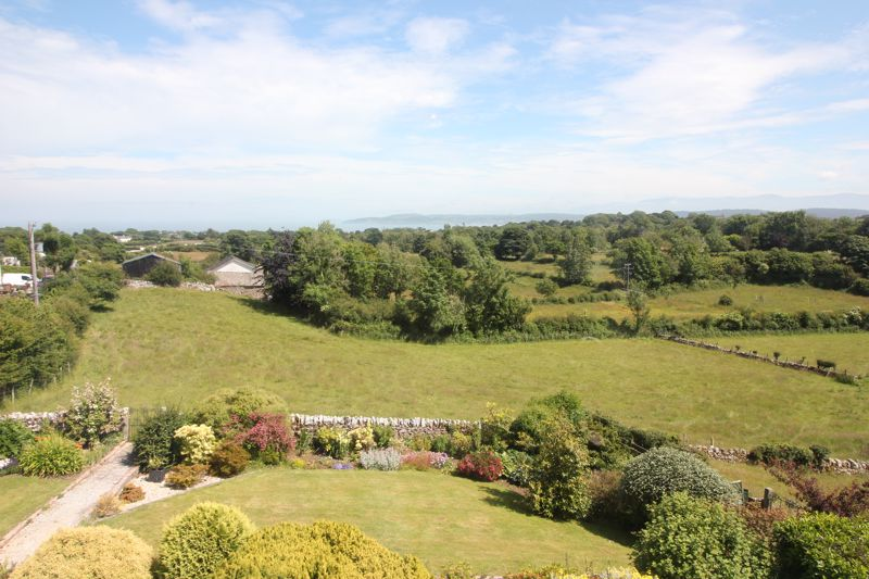 view from main hse to paddocks