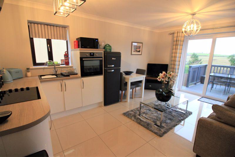 Annexe Living room/diner/kitchen