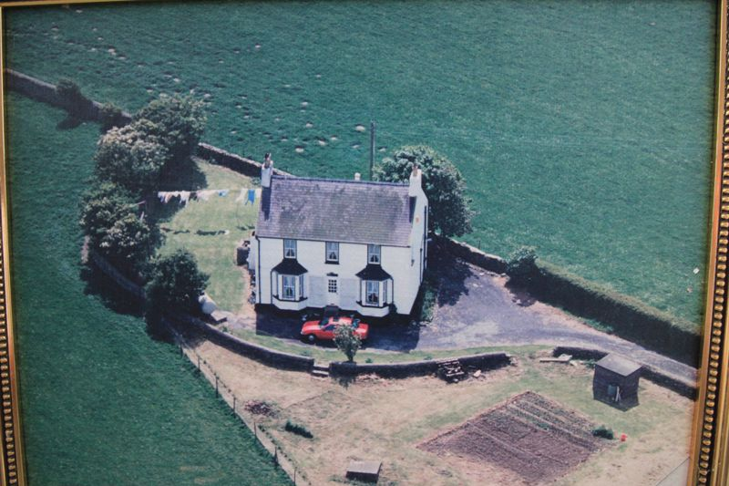 Old aerial view