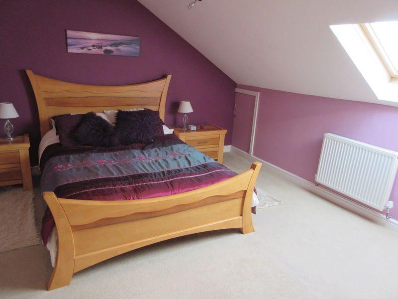 Loft Room (Bedroom)