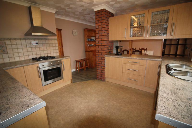 Kitchen through to Dining Area