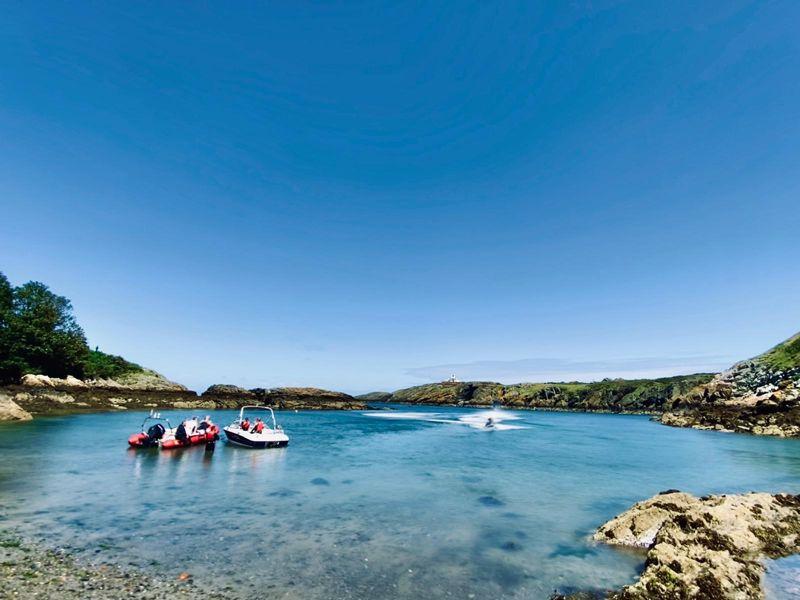 Porth Eilian - Cove