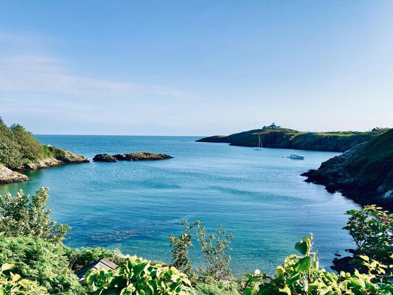 Porth Eilian and Lighthouse