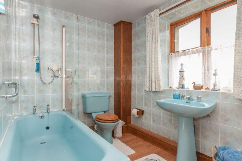 Bathroom The Stables