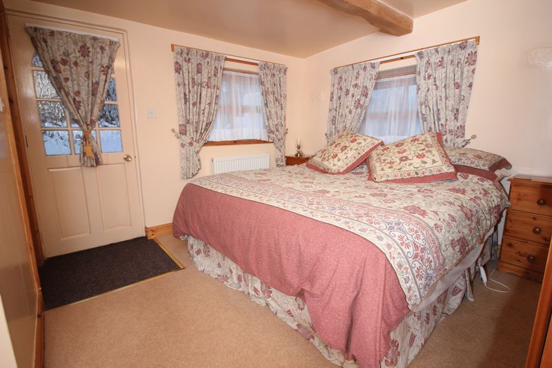 Bedroom the Byre