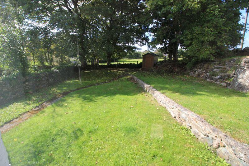 rear garden from bedroom 3