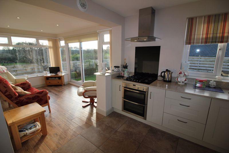 kitchen to sun room