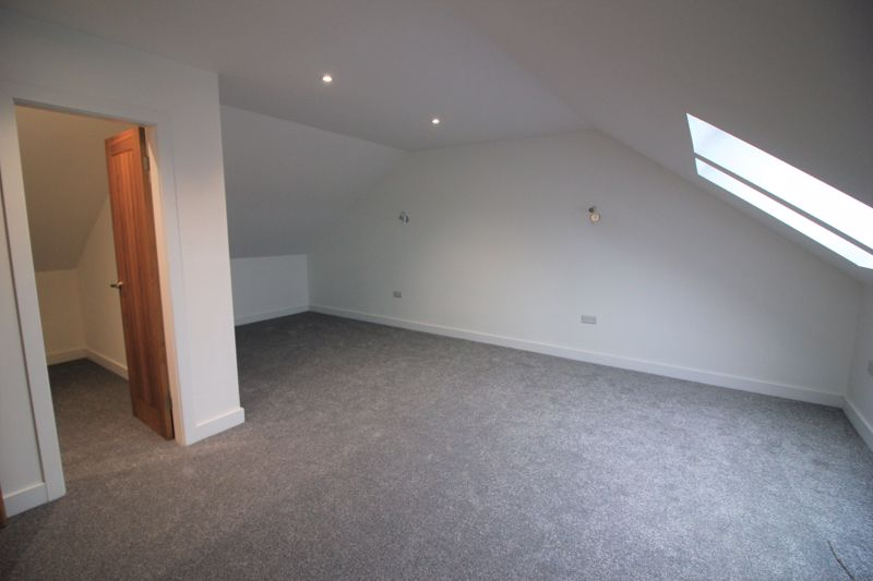 Bedroom 2 and dressing room