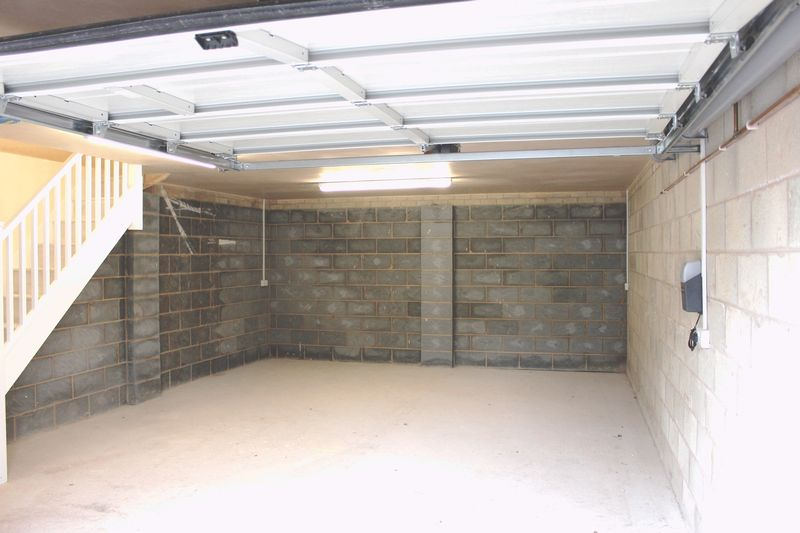 Basement Garage