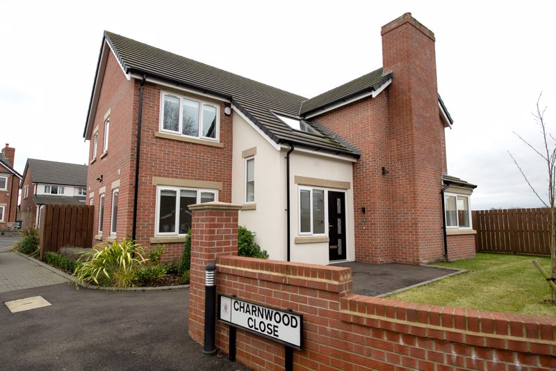 Charnwood Close Burscough