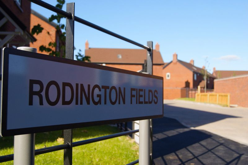 Rodington Fields Rodington