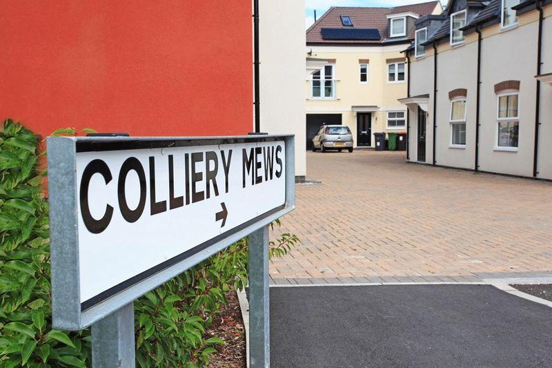 Colliery Mews Dawley