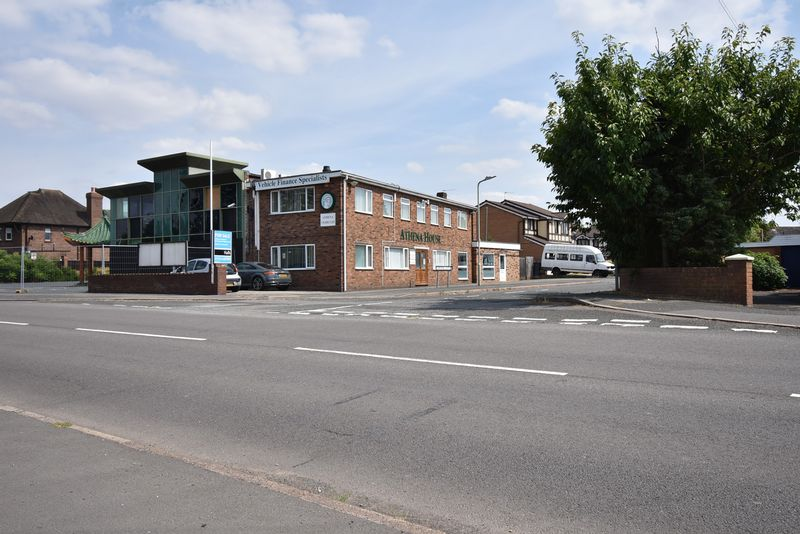 School Road Donnington