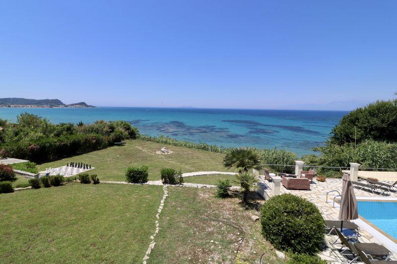 North West Corfu