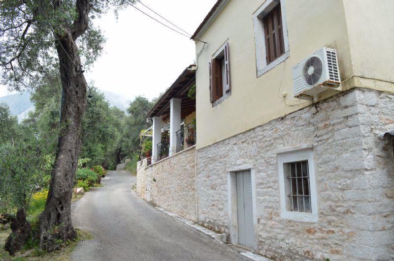 North East Corfu