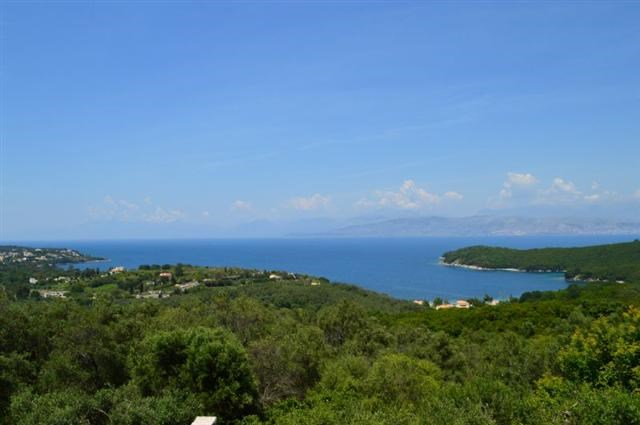 North East Corfu