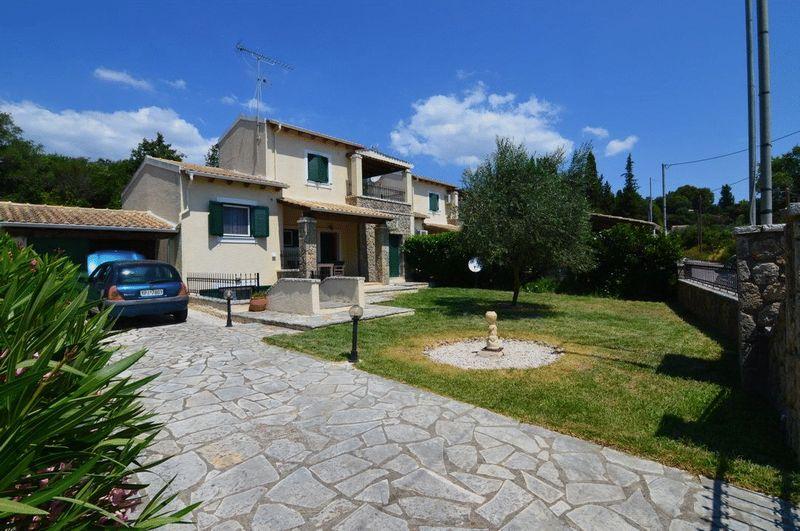 Central Corfu