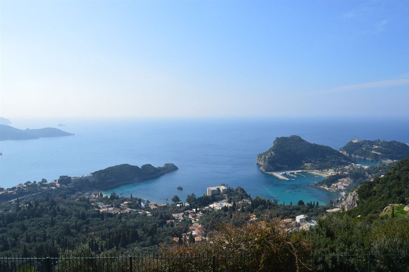North West Corfu