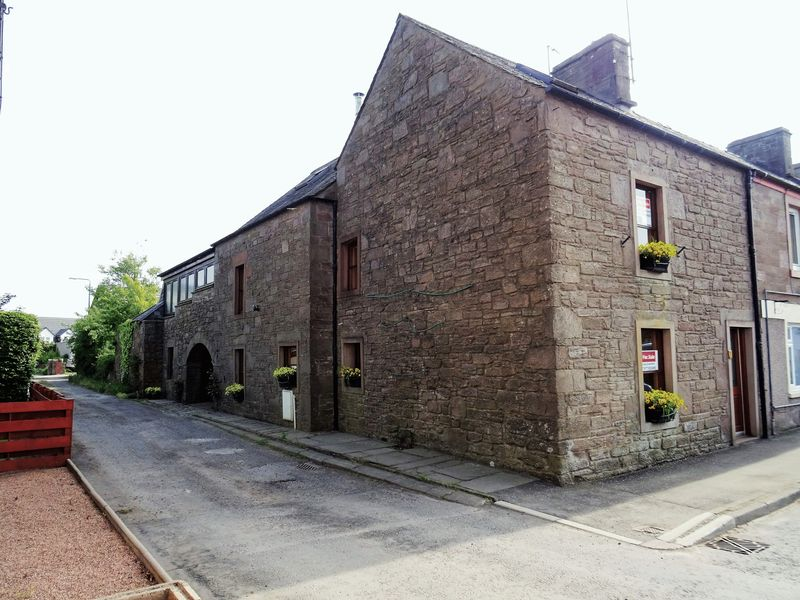 The Square Letham