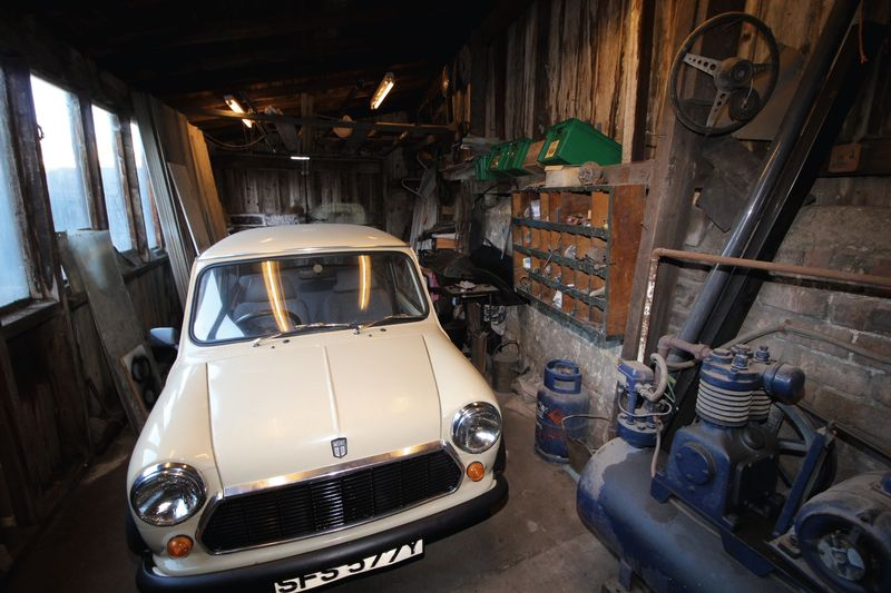 garage number 2