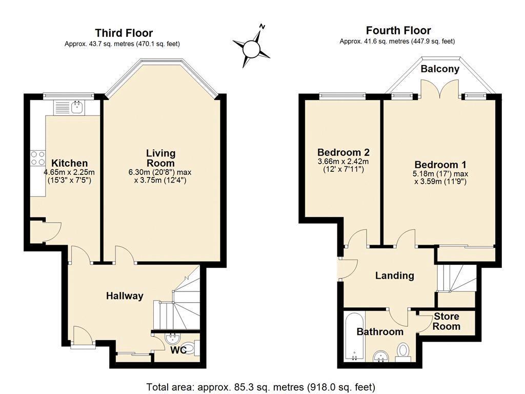 45 Marlborough Place