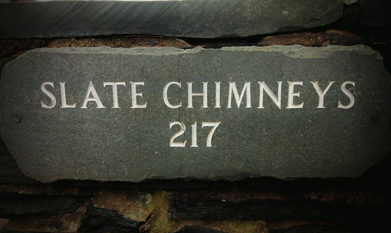 Welcome To 'Slate Chimneys'