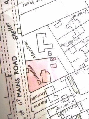 Mains Lane, Little Singleton,
