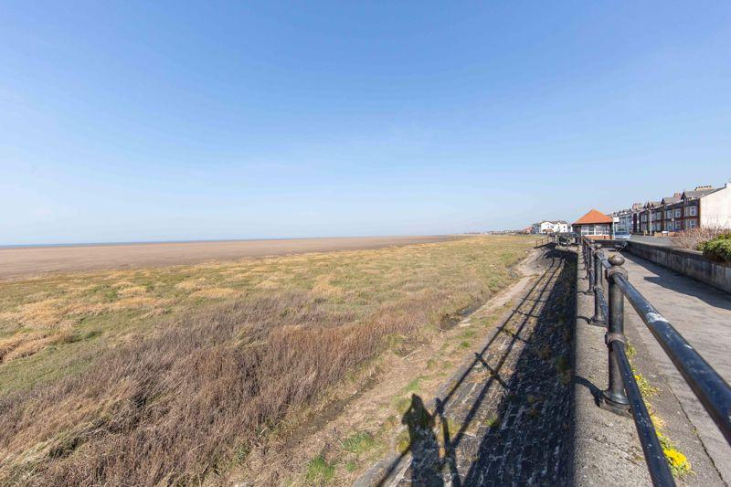 The Esplanade Knott End-On-Sea