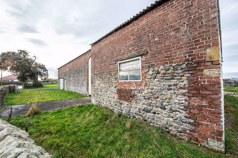 Barn with planning permission