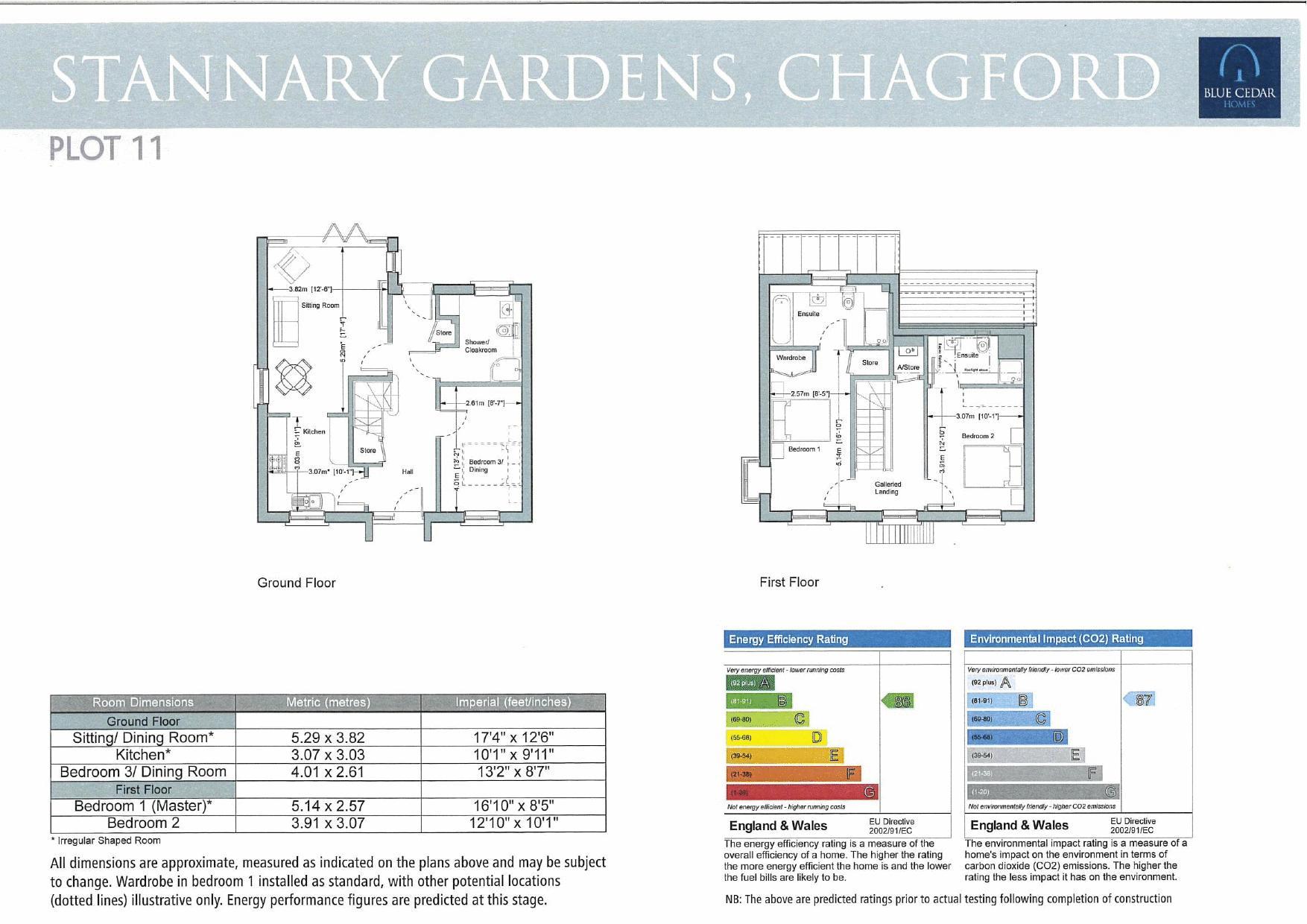 Stannary Gardens