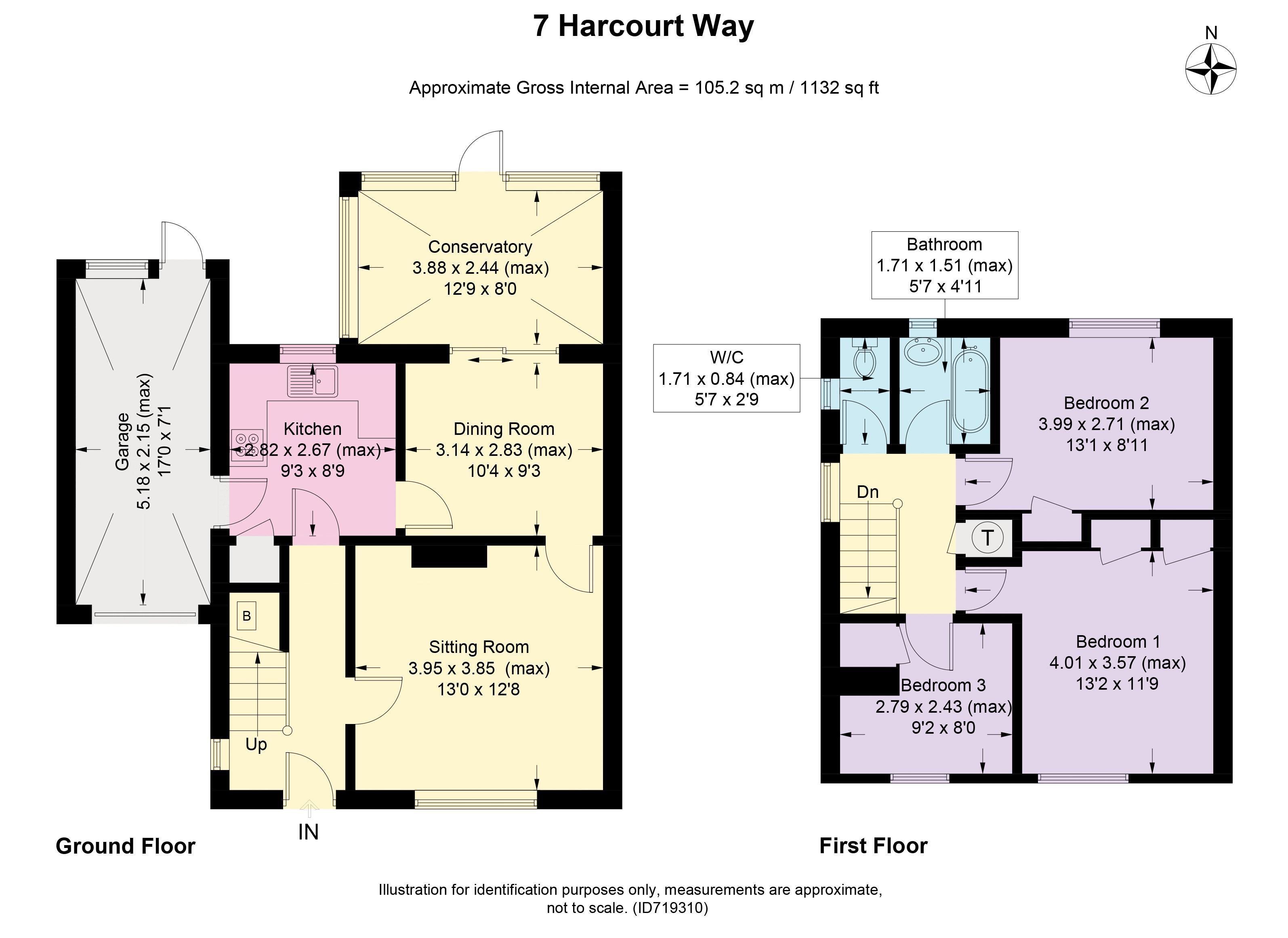 Harcourt Way