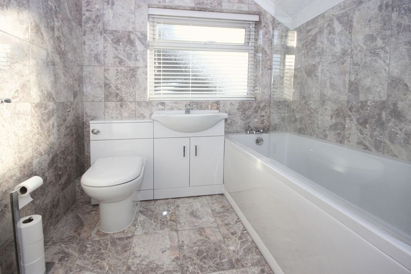 Refitted Family Bathroom