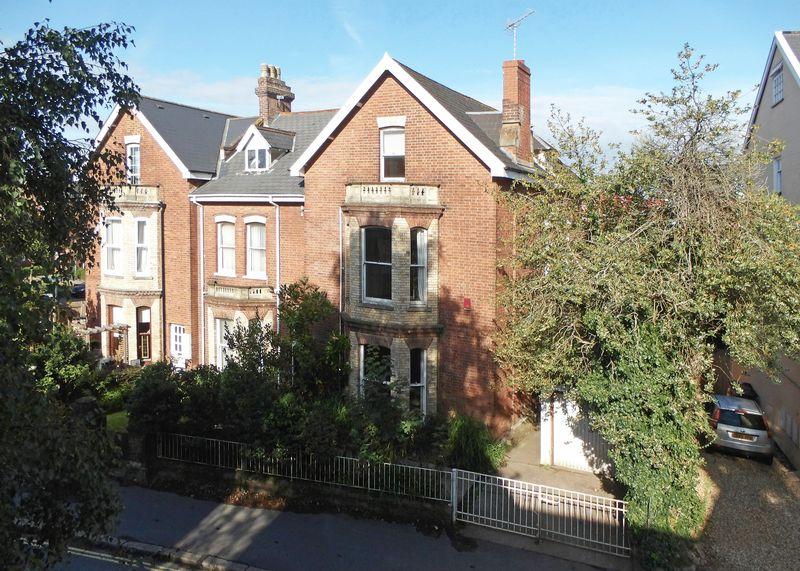 Old Tiverton Road St James