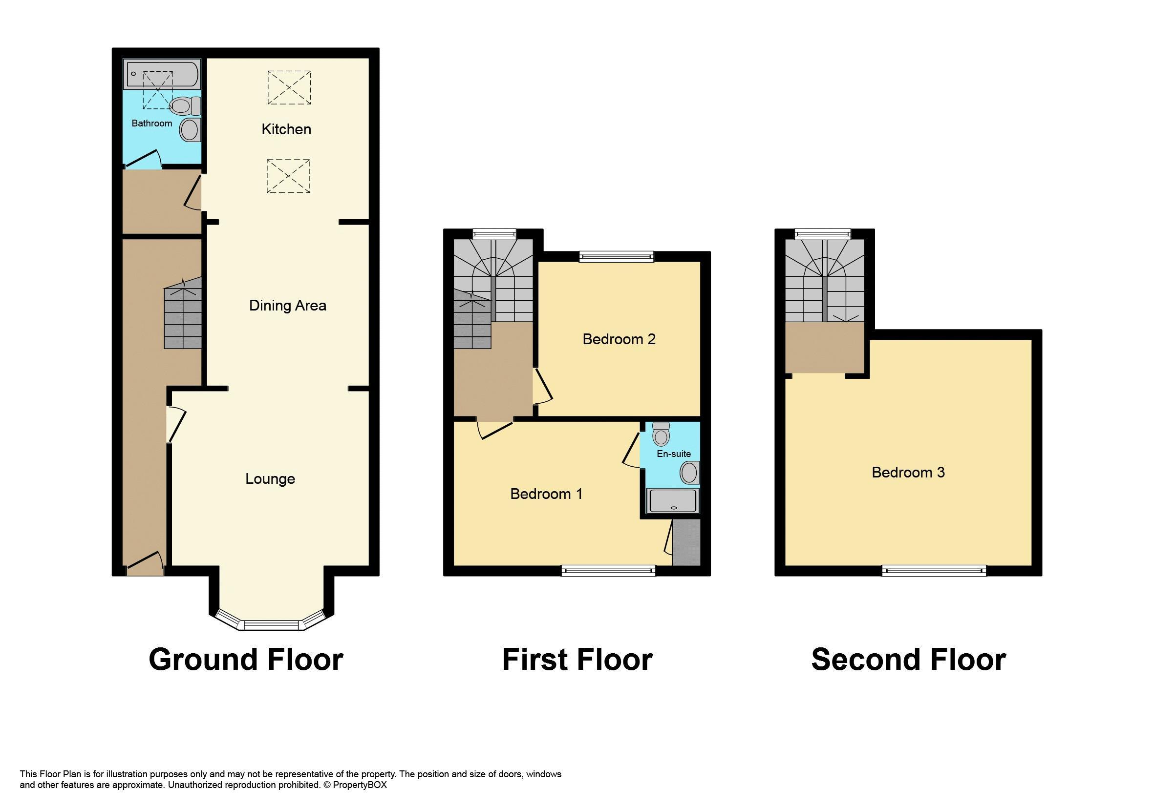 14 Albion Floorplan