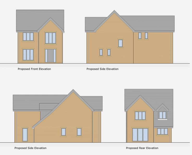 Elevations Artists Impression