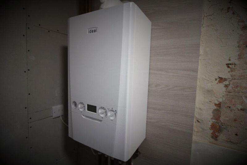 recent boiler fitted