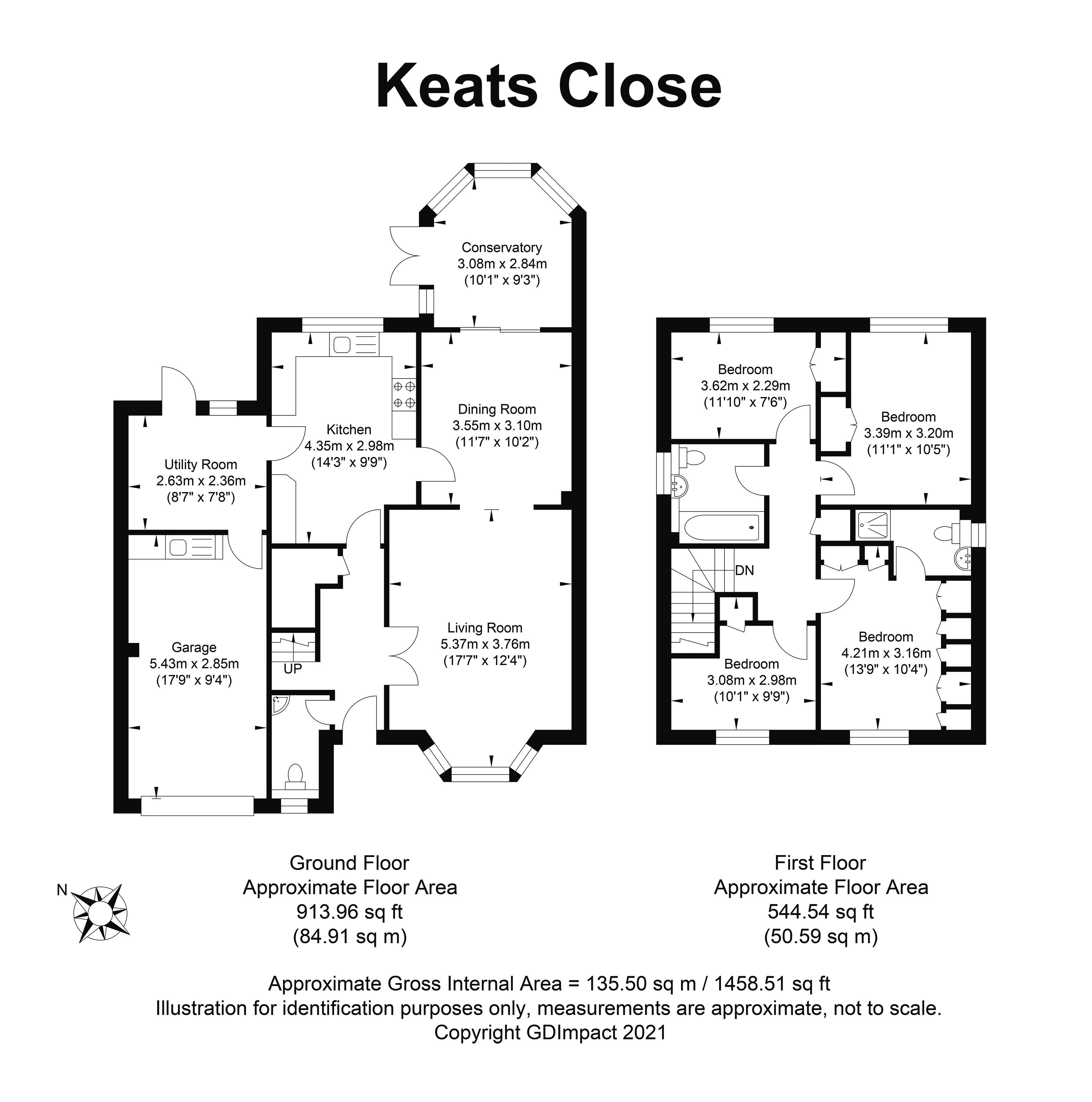 Keats Close