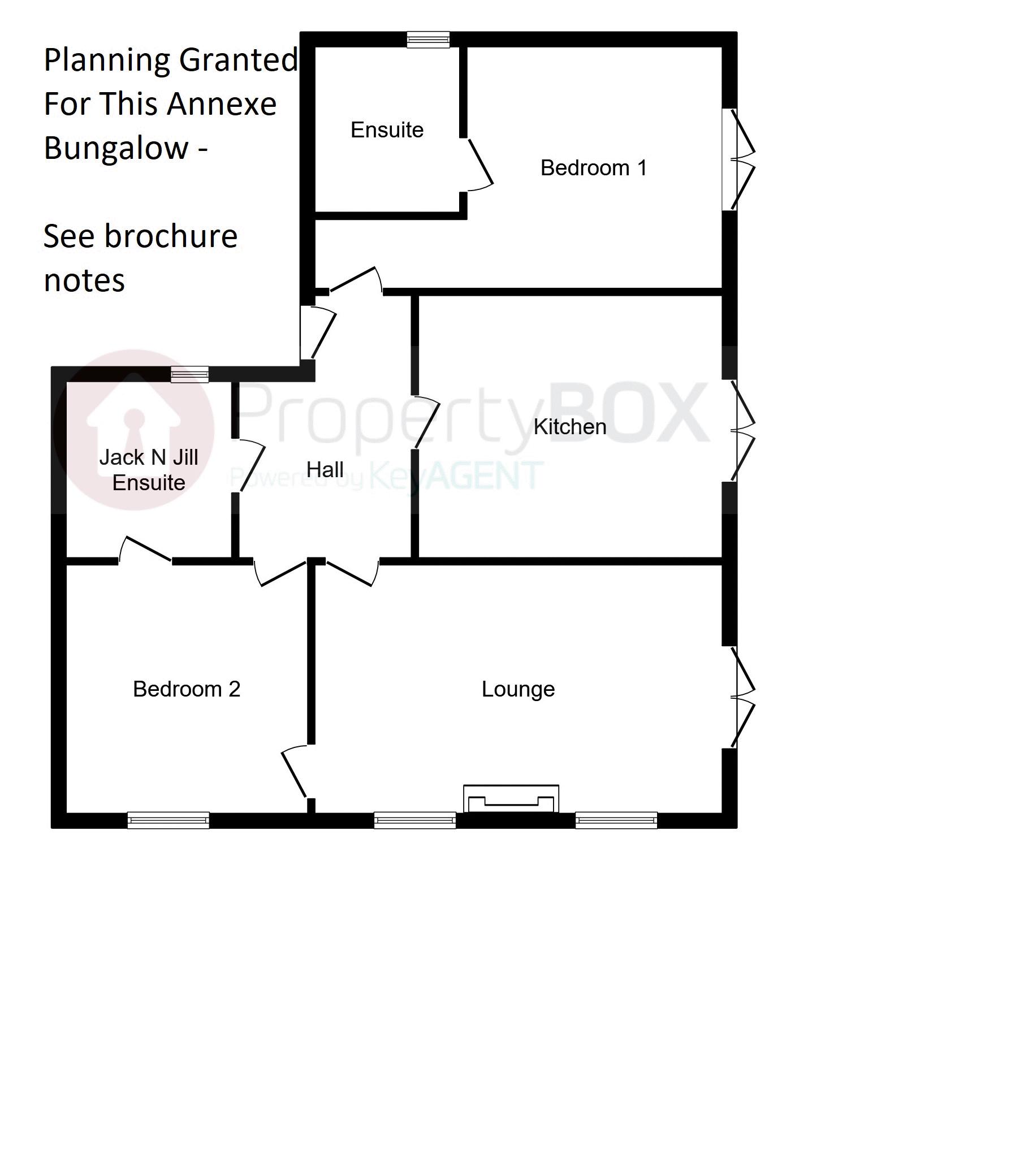 Consented Annexe