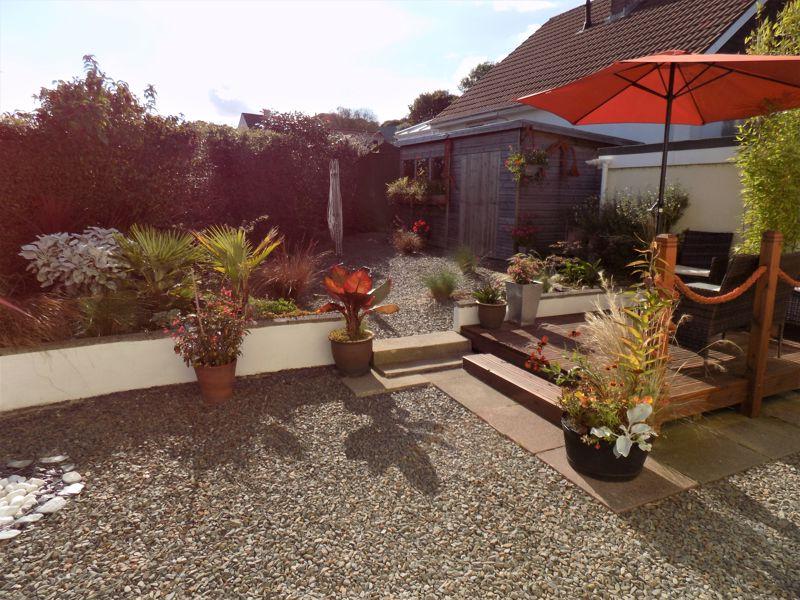 Garden with Summerhouse