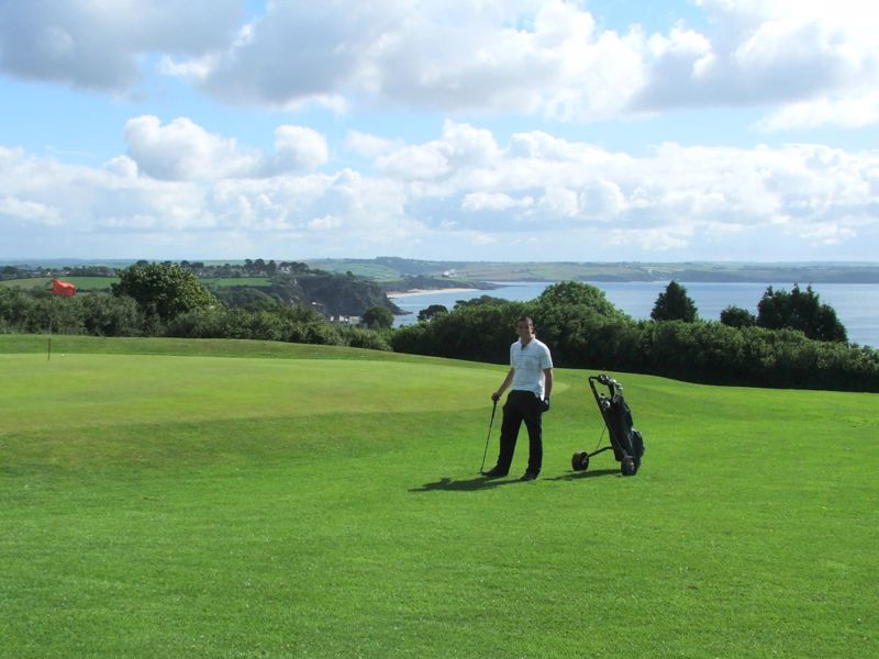 Porthpean Golf Course