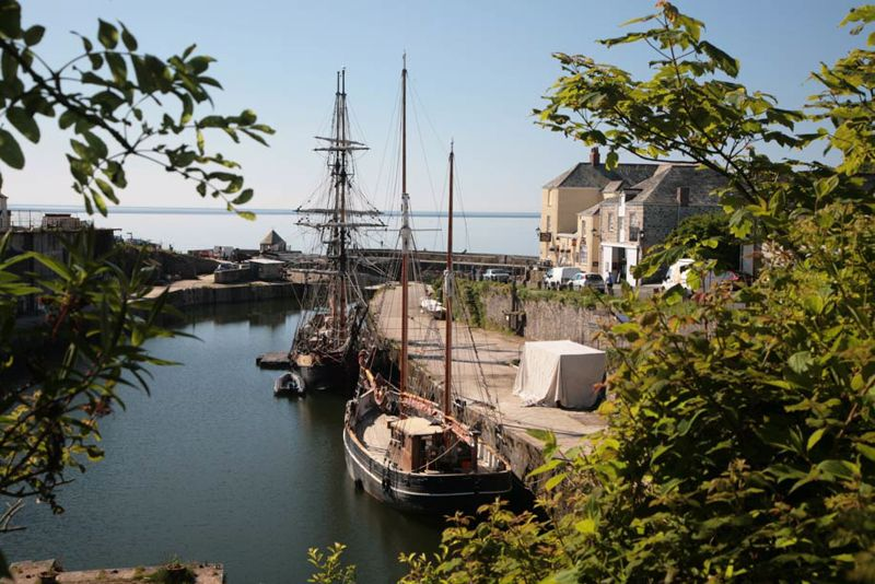 Historic Port of Charlestown