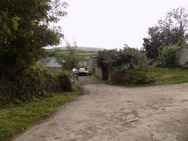 Access Road to Plot