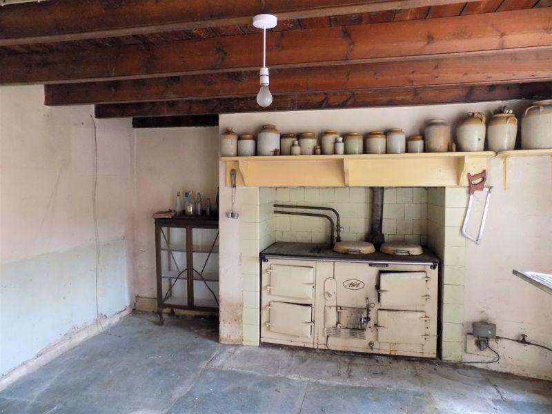 Kitchen - Aga