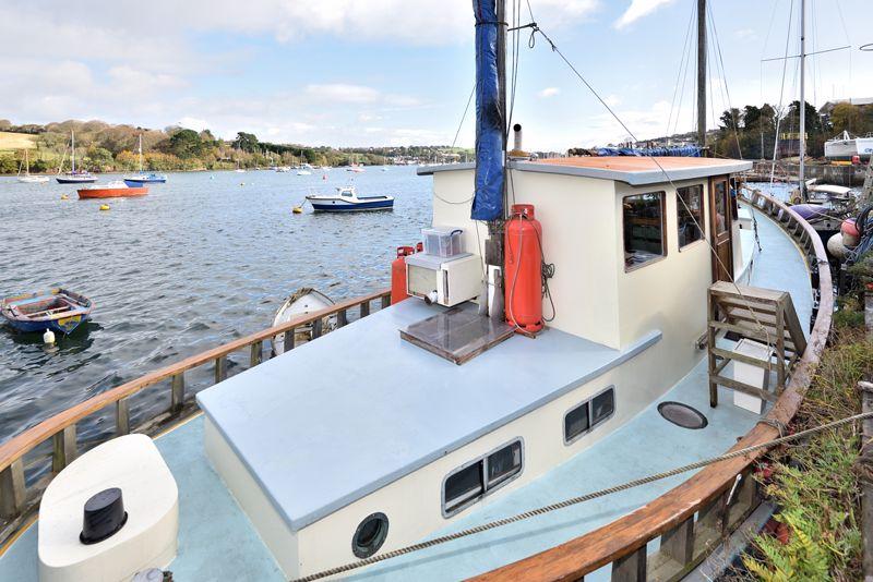 Ponsharden Boat Yard Falmouth Road