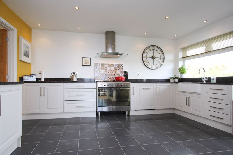 Immaculate kitchen space