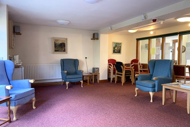 Communal Lounge (ground floor)