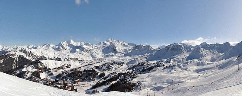La Plagne (photo attributed to Bart Romgens)
