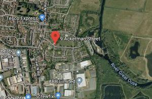 Ackerman Street Eaton Socon