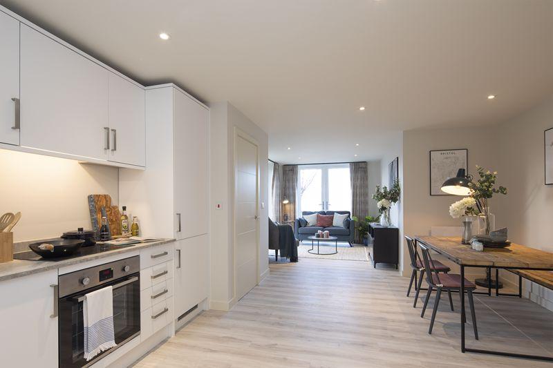 Show flat - living area