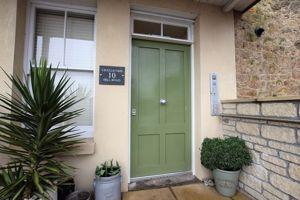 External Entrance Door